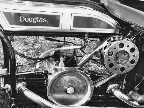 Douglas with Supercharger